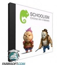 دانلود آموزش Schoolism Introduction to Digital Painting