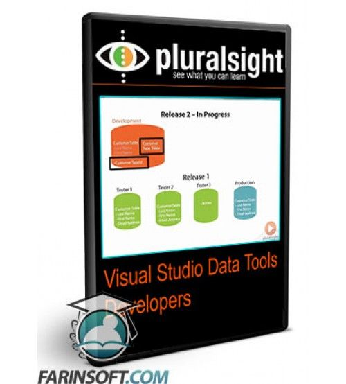 آموزش PluralSight Visual Studio Data Tools Developers