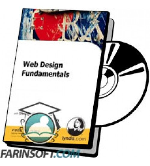 آموزش Lynda Web Design Fundamentals