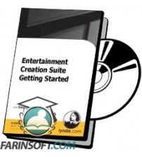 دانلود آموزش Lynda Entertainment Creation Suite Getting Started
