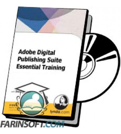 آموزش Lynda Adobe Digital Publishing Suite Essential Training
