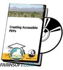 آموزش Lynda Creating Accessible PDFs