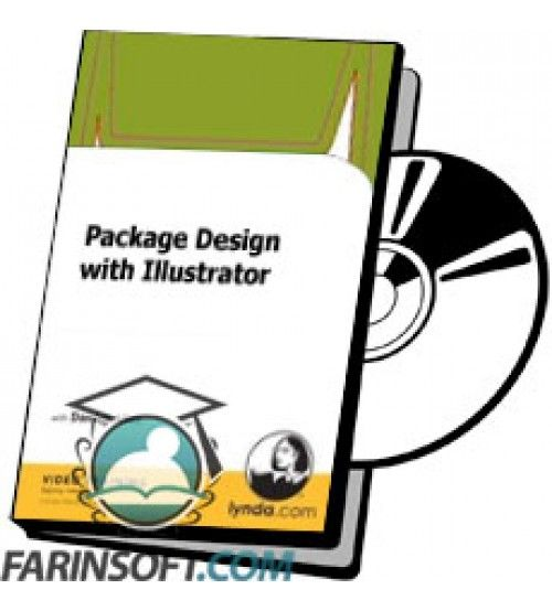 آموزش Lynda Package Design with Illustrator