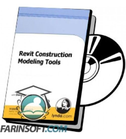 آموزش Lynda Revit Construction Modeling Tools