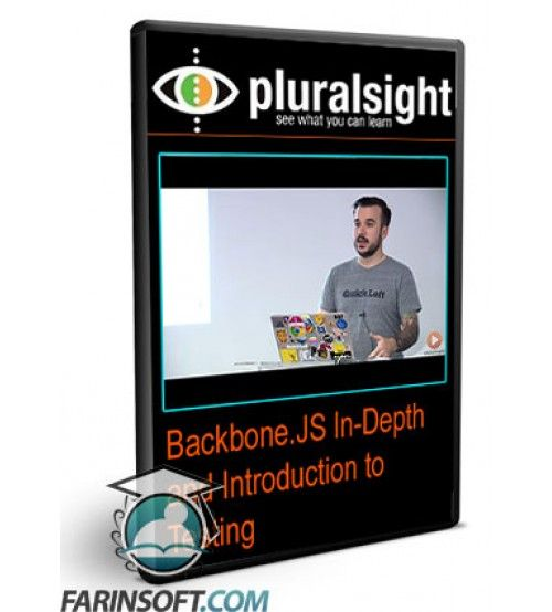 دانلود آموزش PluralSight Backbone.JS In-Depth and Introduction to Testing