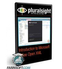 آموزش PluralSight Introduction to Microsoft Office Open XML