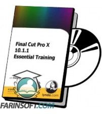 آموزش Lynda Final Cut Pro X 10.1.1 Essential Training
