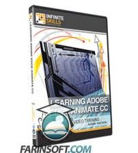 آموزش InfiniteSkills Learning Adobe Edge Animate CC