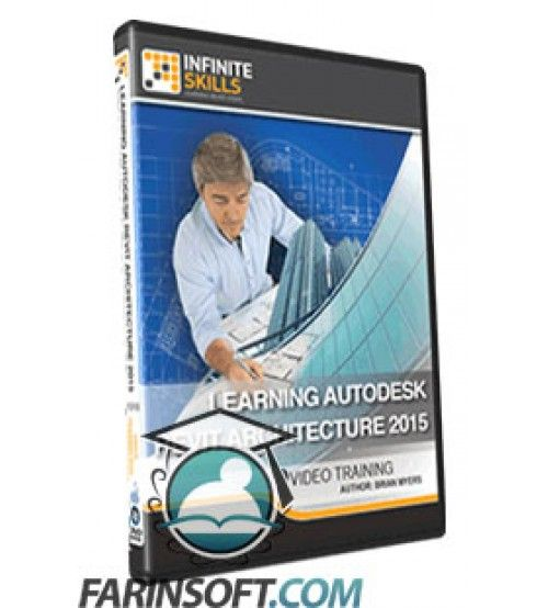 دانلود آموزش Learning Autodesk Revit Architecture 2015
