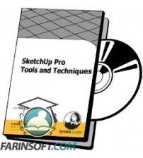 آموزش Lynda SketchUp Pro Tools and Techniques