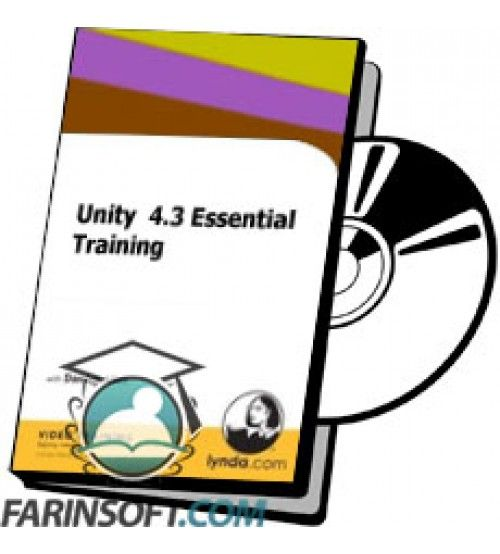 آموزش Lynda Unity  4.3 Essential Training