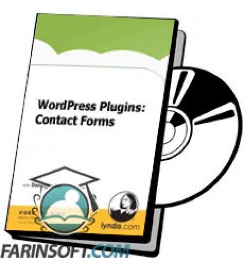 آموزش Lynda WordPress Plugins: Contact Forms