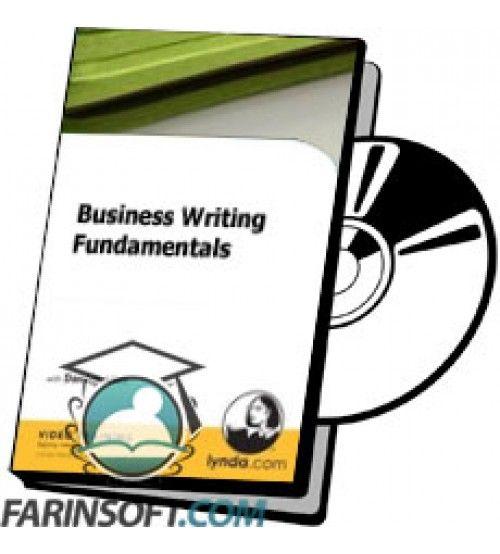آموزش Lynda Business Writing Fundamentals