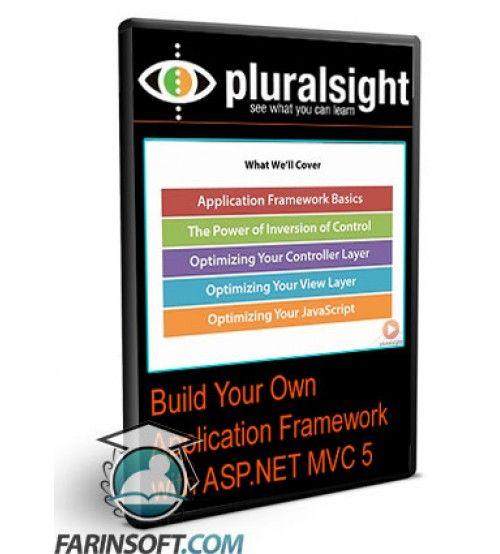 آموزش PluralSight Build Your Own Application Framework with ASP.NET MVC 5
