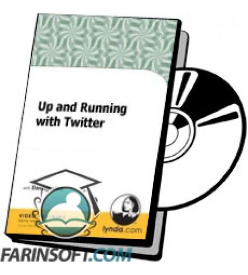 آموزش Lynda Up and Running with Twitter