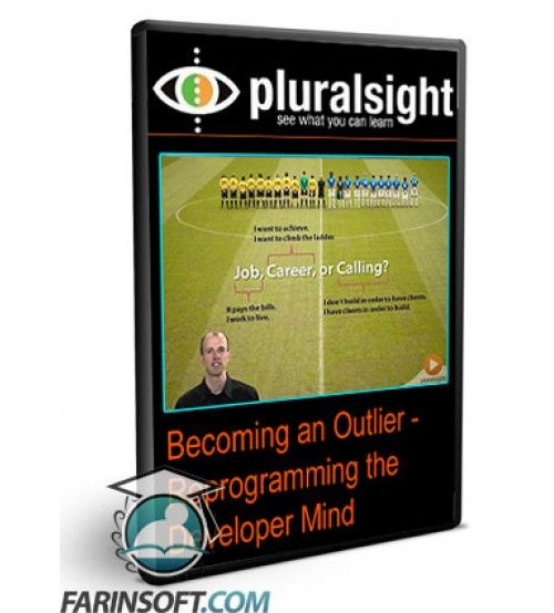 آموزش PluralSight Becoming an Outlier – Reprogramming the Developer Mind