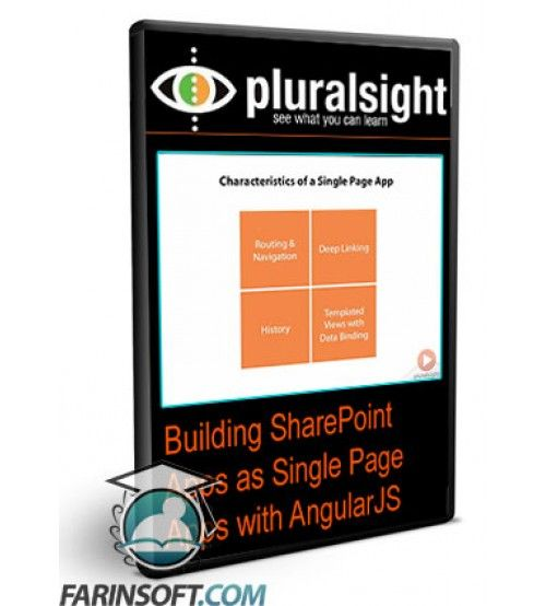 آموزش PluralSight Building SharePoint Apps as Single Page Apps with AngularJS