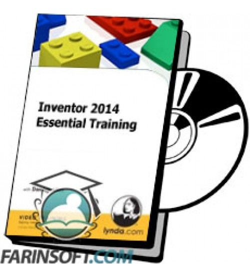 آموزش Lynda Inventor 2014 Essential Training