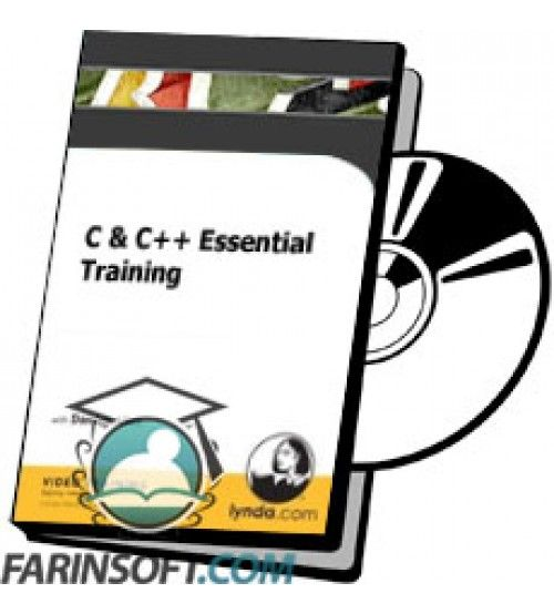 آموزش Lynda C & C++ Essential Training