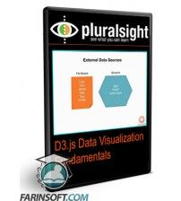 دانلود آموزش PluralSight D3.js Data Visualization Fundamentals