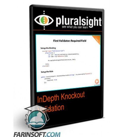 آموزش PluralSight InDepth Knockout Validation
