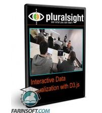 دانلود آموزش PluralSight Interactive Data Visualization with D3.js