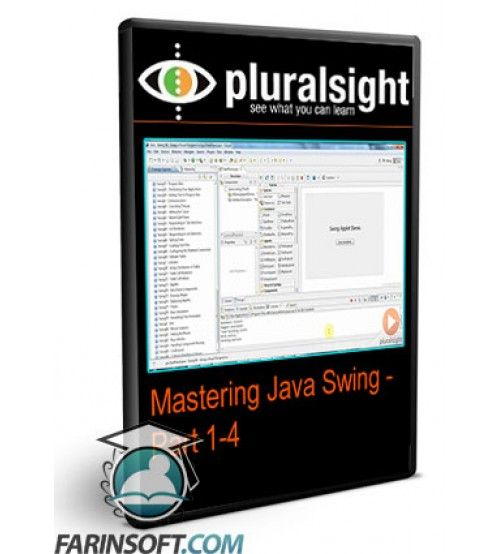 آموزش PluralSight Mastering Java Swing - Part 1-4
