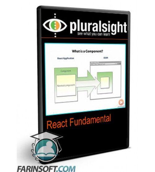 آموزش PluralSight React Fundamental