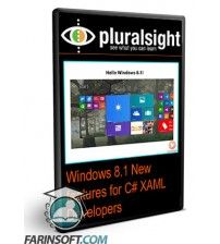 آموزش PluralSight Windows 8.1 New features for C# XAML Developers