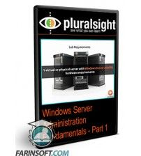 دانلود آموزش PluralSight Windows Server Administration Fundamentals – Part 1