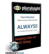 آموزش PluralSight Designing a Killer Job Search Strategy