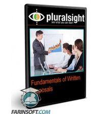 دانلود آموزش PluralSight Fundamentals of Written Proposals