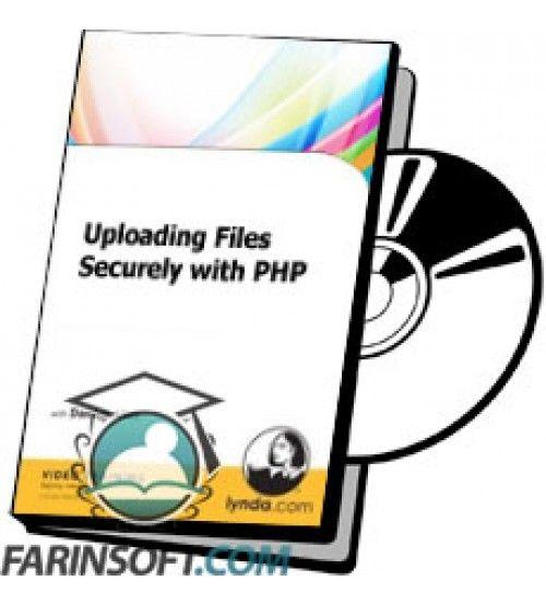 آموزش Lynda Uploading Files Securely with PHP