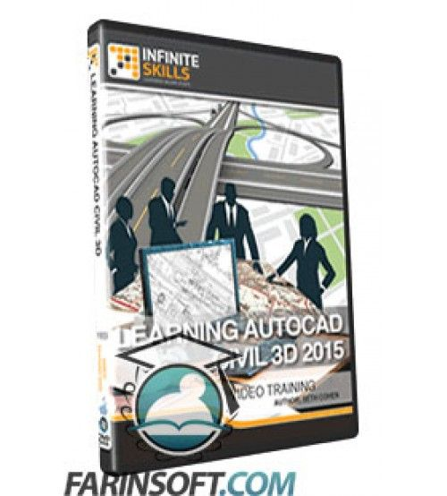 آموزش Learning AutoCAD Civil 3D 2015
