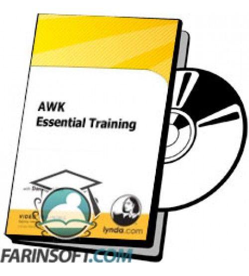 آموزش Lynda AWK Essential Training