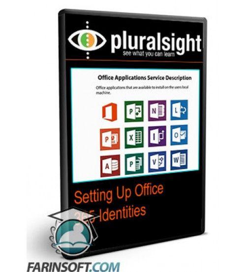 آموزش PluralSight Setting Up Office 365 Identities