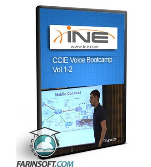 آموزش INE CCIE Voice Bootcamp Vol 1-2