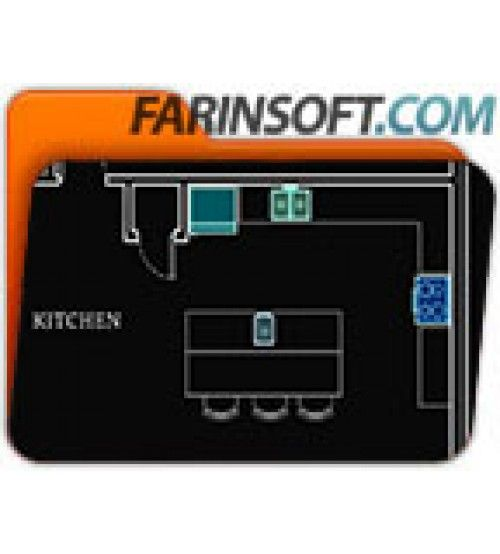 آموزش Digital Tutors Creating Furniture, Fixture and Appliance Symbols in AutoCAD