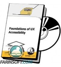 دانلود آموزش Lynda Foundations of UX Accessibility