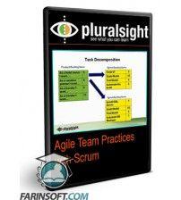 آموزش PluralSight Agile Team Practices with Scrum