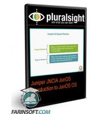آموزش PluralSight Juniper JNCIA JunOS Introduction to JunOS OS