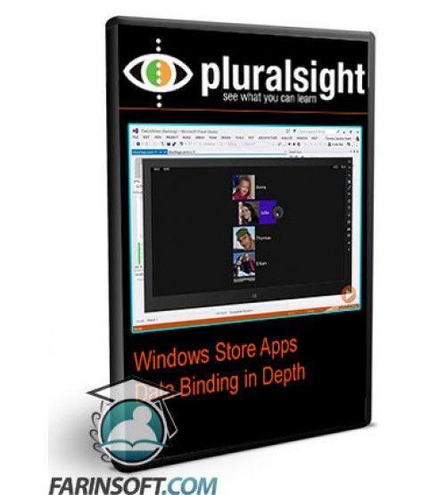 آموزش PluralSight Windows Store Apps Data Binding in Depth