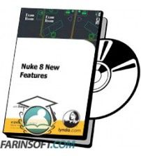 آموزش Lynda Nuke 8 New Features