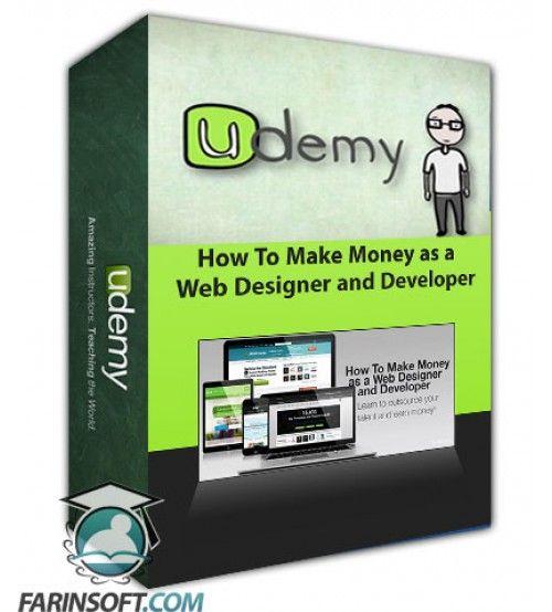 آموزش Udemy How To Make Money as a Web Designer and Developer