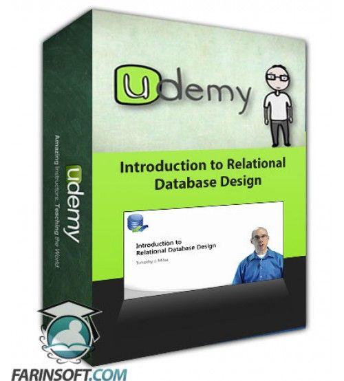 آموزش Udemy Introduction to Relational Database Design