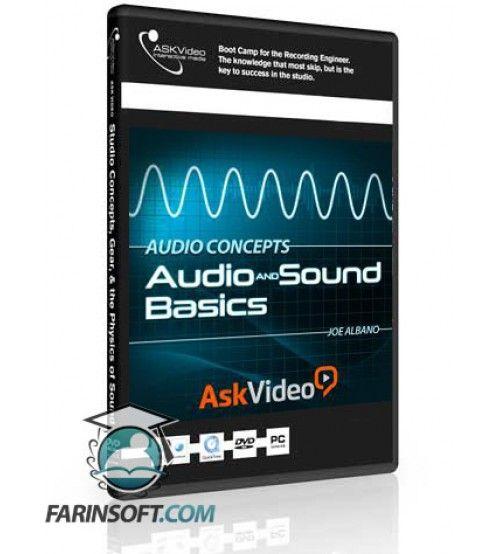 آموزش AskVideo Audio Concepts 101 Audio and Sound Basics