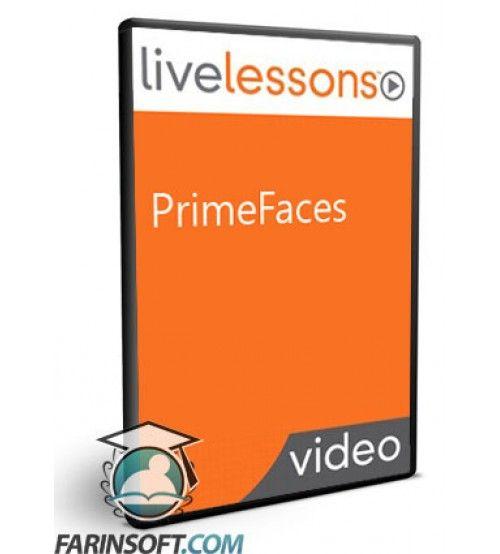 آموزش Live Lessons PrimeFaces