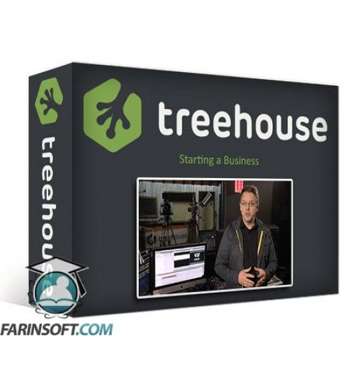آموزش TeamTreeHouse Starting a Business