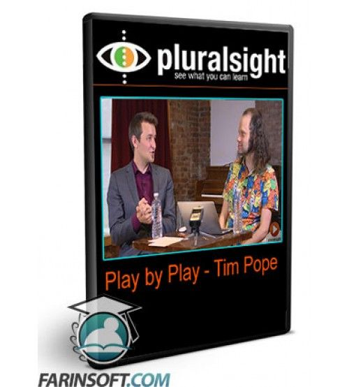 آموزش PluralSight Play by Play - Tim Pope