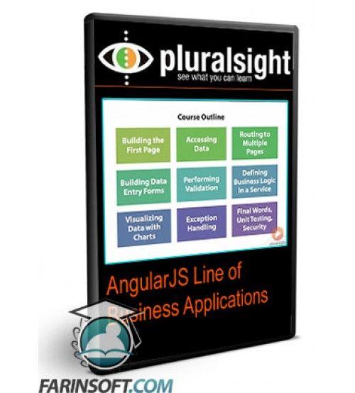 آموزش PluralSight AngularJS Line of Business Applications